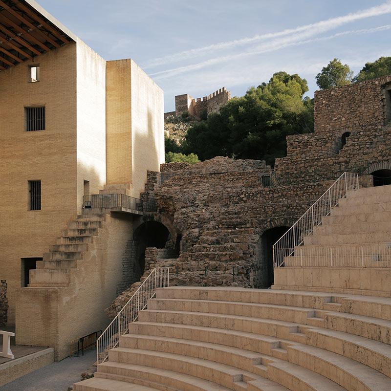 Teatro romano de Sagunto