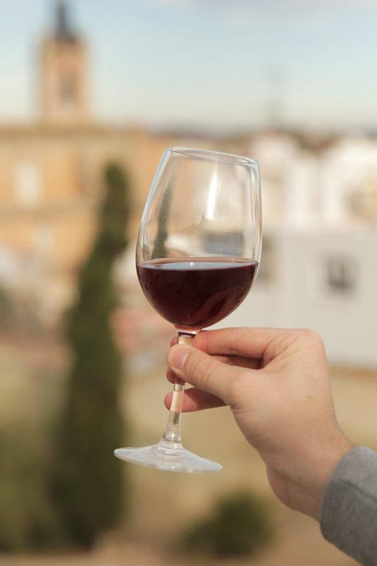 El vino de los romanos